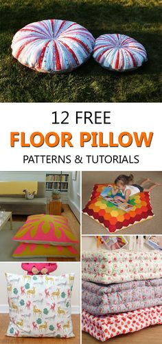 Sewing Pillow Patterns, Sewing Pillows, Knitting Patterns Free, Easy Sewing Projects, Sewing Projects For Beginners, Sewing Tutorials, Sewing Tips, Sewing Hacks, Diy Projects