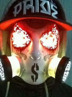 I want this fucking mask! J-Dog from Hollywood Undead