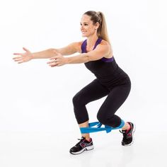 How To Use Bands To Build Hips