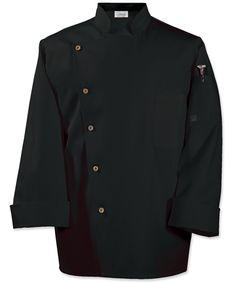 Asymmetrical Chef Coat