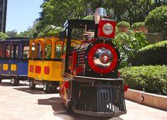 Trenes Electricos Infantiles