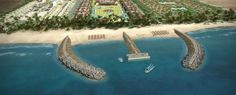 Lagoon Construction in Cape Verde Cast The First Stone, Construction Manager, Cape Verde, Safe Place, Swimmers, Investment Property, Marine Life, Habitats, Investing