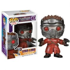 Guardians Of The Galaxy Pop! Vinyl Figure - Starlord