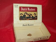 Dutch Masters Sweet Green Cigars Are Rolled With Natural