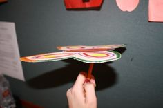 Balancing Butterfly - playing with centre of gravity