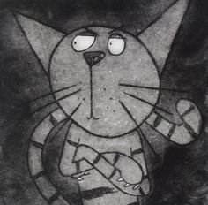 Lucy Gell - Fun Humourous Animal Prints