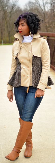 Love this Jacket- Fall 2014 - Fall outfit ideas