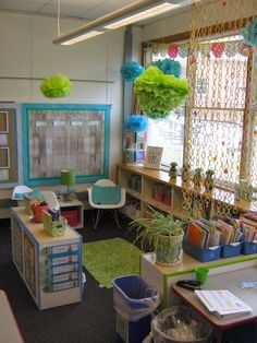 Bits of First Grade: Classroom Tour