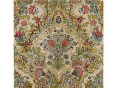Lee Jofa TETBURY ROSE/AQUA 2013134.710 - Lee Jofa New - New York, NY, 2013134.710,Wyzenbeek Cotton Duck - 3,000 Double Rubs,Lee Jofa,Print,0032,Multi, Blue, Red/Burgundy,Red, Blue, Multicolored,WASHED,Up The Bolt,Royal Oak,Italy,Damask, Floral Large,Multipurpose,Lee Jofa,Royal Oak Anniversary Prints,TETBURY ROSE/AQUA