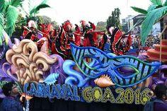 Goa Carnival  2016