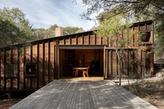The Invisible Lodge in Tasmania by Latona Masterman & Associates - The Local Project Sustainable Architecture, Contemporary Architecture, Interior Architecture, Japanese Architecture, Interior Design, Tasmania, Tiny House, Architects Sydney, Cabin In The Woods