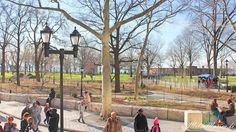 New York, Batterypark
