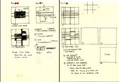notes Floor Plans, Diagram, Sketches, Urban, Map, Buildings, Notes, Architecture, Drawings