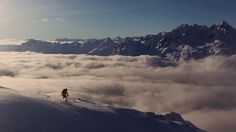 Leica Camera presents a new video, which was created in partnership with Magnum Photos. It shows the story of Jonas Bendiksen photographing extreme skiing at the foot of Mont Blanc, under the toughest conditions, using the Leica S2.