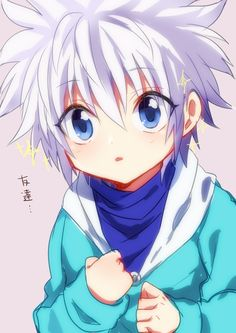Baby Killua - Hunter x Hunter
