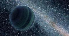 1000 millones de cometas serían expulsados hacia la tierra por el Planeta X