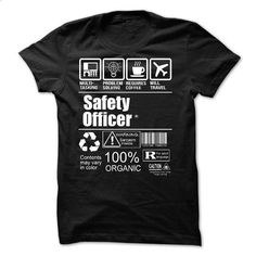 Safety Officer - #tshirt quotes #sweatshirt redo. ORDER HERE => https://www.sunfrog.com/LifeStyle/Safety-Officer-58095063-Guys.html?68278