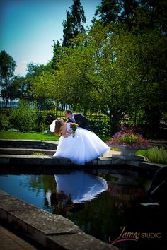 Madison - Olbrich Gardens a possible place to take bridal party pictures