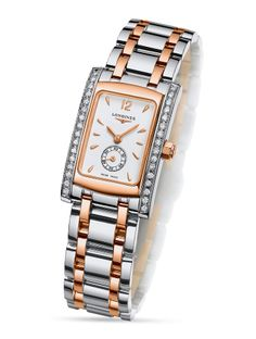 """My favorite Longines watch is """"Longines DolceVita""""! Play the Valentine's contest and win a Longines Watch!"""