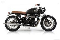 Triumph Bonneville Custom by Café Racer dreams | Moto Rivista