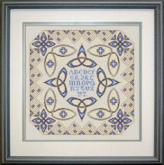 Celtic Cross Stitch Designs available at Stitcher's Place