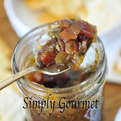 Bacon, Jalapeno and Onion Jam by Simply Gourmet