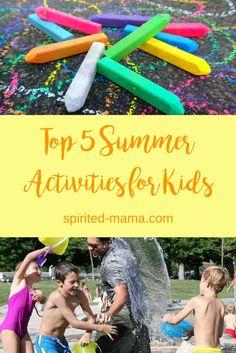 Top 5 Summer Activities for Kids Kindergarten Activities, Learning Activities, Preschool, Water Blob, Kids Sprinkler, Summer Fun For Kids, Outdoor Activities For Kids, Learn To Read, Gun