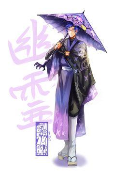Youkai Rei (Kasa-Obake) by Evil-usagi on DeviantArt Free Characters, Anime Characters, Free Eternal Summer, Best Anime Shows, Free Iwatobi Swim Club, Free Anime, Anime Guys, The Book, Fantasy Art