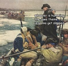 """'The Adventures Of George Washington' Memes Are Hilarious Historical Satire - Funny memes that """"GET IT"""" and want you to too. Get the latest funniest memes and keep up what is going on in the meme-o-sphere. Classical Art Memes, Memes Historia, Don Meme, Art History Memes, Funny History, History Major, History Class, Women's History, World History"""
