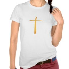 Latin Christian Cross T-shirts. This design is available on other products in christiansymbols.peculiardesign.net . See other collections in peculiardesign.net