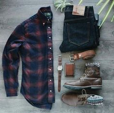 Mens Clothing Ideas – Page 23 – Stylish Mens Clothes That Any Guy Would Love Casual Wear, Casual Outfits, Men Casual, Mode Outfits, Fashion Outfits, Fashion Styles, Fashion Clothes, Look Man, Men With Street Style