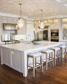 Modern Kitchens For Small Areas