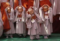 child monk japanese - Google Search