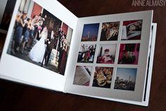 Queensberry Wedding Album   Anne Almasy Photography   www.queensberry.com   #wedding #album