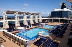 Luxe #Travel: A look into a trip on the Celebrity Cruise Eclipse and its Penthouse Suites  #luxurytravel #vacation #cruising #tropicalgetaways