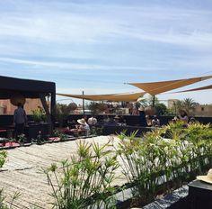 La terrasse des épices - Break dans la journée - Marrakech