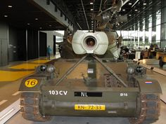 In het NMM Soesterberg Half, Armored Fighting Vehicle, Army Vehicles, Battle Tank, Techno, Netherlands, Tanks, Dutch, Military