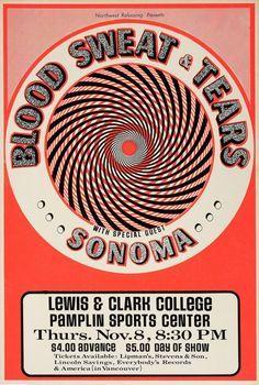1973 Blood, Sweat & Tears