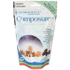 Amazon.com: Composure for Medium and Large Dogs, 60 Soft Chews: Pet Supplies