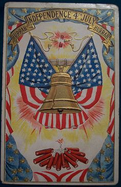 Vintage Postcard ~ Liberty Bell