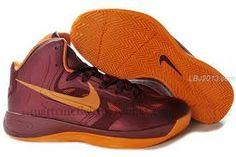 89ec0216ea0 Nike Zoom Hyperfuse 2012 Red Orange Sport Nike Zoom
