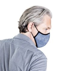 Marcel Wanders has partnered with San Francisco company O2Today to release a set of air pollution masks made from patterned wool.