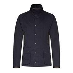 New for 2015 Barbour Lightweight Gamefair Jacket - Navy