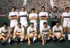 1970 World Cup Runner up, Italy