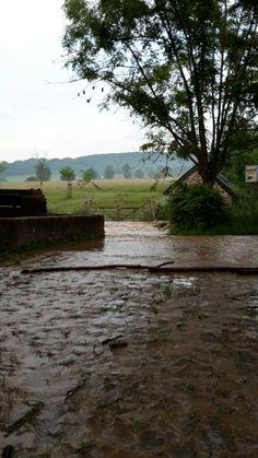 Overstroming Epen.Juni 2016.Sonja.