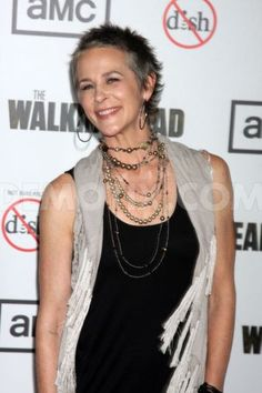 Carol.  The Walking Dead.