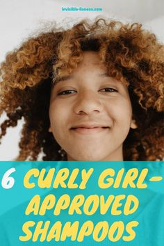Looking for the best curly girl approved shampoo? I've handselected 6 shampoos that will work either for regular use or as clarifying shampoos - and they are all curly girl approved! Curly Hair Care, Wavy Hair, Curly Hair Styles, Clarifying Shampoo, Moisturizing Shampoo, Grow Long Hair, Curly Girl Method, Easy Hairstyles For Long Hair, Hair Gel