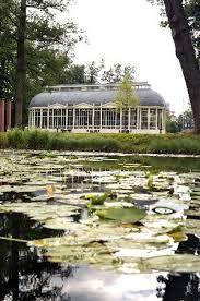 Restaurant De Orangerie Barneveld. In the park in Barneveld.