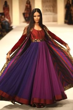 Rohit Bal...wow what beautiful colors