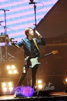 CNBLUE Can't Stop Live in Bangkok 140504